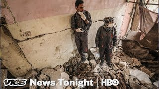 Download The Killing Rooms Of Mosul Are Filled With Bodies And Mystery | Full Segment (HBO) Video