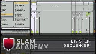 Download Ableton Live Tutorial: DIY Step Sequencer Video