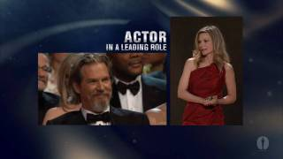 Download Jeff Bridges Wins Best Actor: 2010 Oscars Video