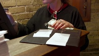 Download Rethinking wages for tipped workers Video