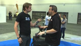 Download NAB 2014: DJI S1000 Octocopter Drone for 5D DSLRs Video