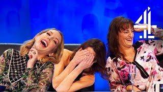 Download LOSING IT Over Phrase Every Woman Should Have In Their Vocabulary? | 8 Out of 10 Cats Does Countdown Video
