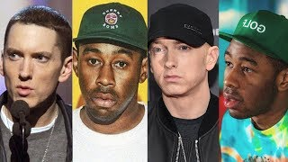 Download Tyler The Creator Disses Eminem Walk on Water ″This Song is Horrible″ Video