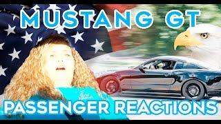 Download Mustang GT Passenger Reactions Video
