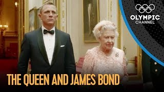 Download James Bond and The Queen London 2012 Performance Video