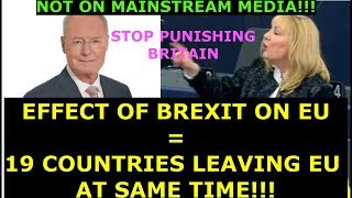 Download GERMAN MEP EXPOSES TRUE EFFECT OF BREXIT ON EU - #NotOnMSM -″STOP PUNISHING BRITAIN FOR BREXIT″ Video