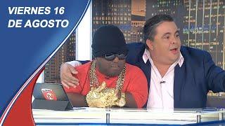 Download El Show de Carlucho [Viernes Agosto 16, 2019] Video
