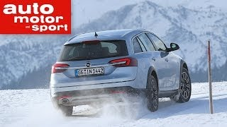 Download Fahrbericht Opel Insignia Country Video