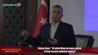 Download Hakan Onur ile Kariyer söyleşisi… Video