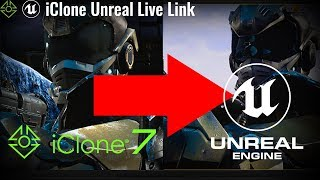 Download How to Make an Animated Short Film in Unreal Engine 4 - LiveLink for iClone 7 Video