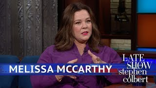 Download Melissa McCarthy Has A Whole Lot Of Wigs Video