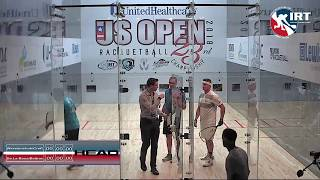 Download 2018 US Open - Doubles Final - Waselenchuck/Croft vs De La Rosa/Beltran Video
