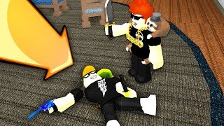 Download FAKE DEAD BODY TROLLING YOUTUBERS!! (Roblox Murder Mystery X) Video