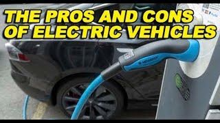 Download The Pros and Cons of Electric Vehicles Video