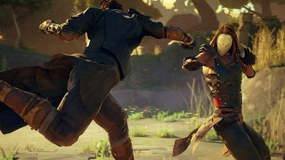 Download Exclusive Absolver Gameplay - New Environments, Gear, PVP, and More Video