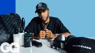 Download 10 Things 6LACK Can't Live Without | GQ Video