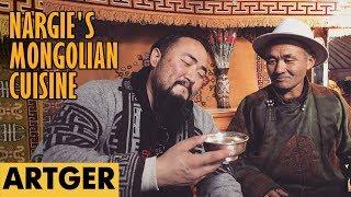 Download Nargie's Mongolian Cuisine: SHIMIIN ARKHI (Mongolian Traditional Milk Vodka) S1/E17 Video