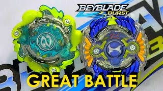 Download Beyblade Burst by Hasbro Wave 3 Nepstrius N2 Vs Horusood H2 Battle Video