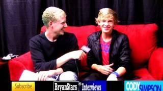 Download Cody Simpson Interview 2010 (The Next Justin Bieber?) Video