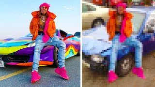 Download I Made Rappers Look Broke In Photoshop (6IX9INE, 21 Savage, Lil Pump) Video