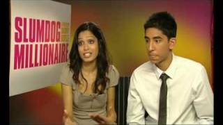 Download Slumdog Millionaire - Dev Patel - Interview Video