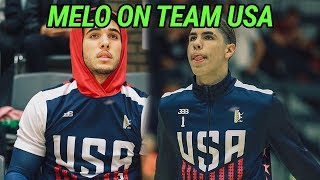 Download LaMelo & Gelo Ball Lead Team USA To EPIC COMEBACK & Buzzer Beater Win In Denmark! Melo Drops 31 🔥 Video