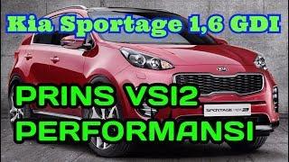 Download 1.6 GDI Kıa Sportage'de Muhteşem PRINS VSI2 Otogaz Performansı Video