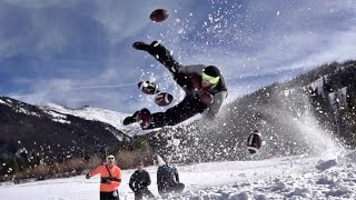 Download Snow Sports Battle | Dude Perfect Video