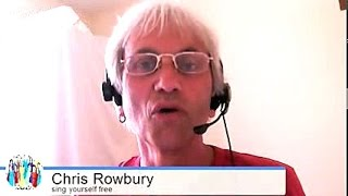 Download Google Hangout Interview with Chris Rowbury- Singing Vocal Coach Video