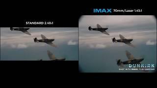 Download DUNKIRK — IMAX 70mm footage vs Standard footage Video