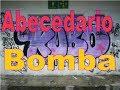 Download Como hacer graffitis fáciles y rápidos - Abecedario Bomba 2013 Video