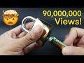 Download Como abrir un candado sin llave de manera facil   LabsJack Video