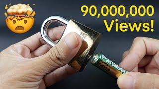 Download Como abrir un candado sin llave de manera facil | LabsJack Video