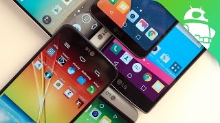 Download From Optimus G to G6, the history of LG's G-Series Video