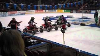 Download Extreme Ice quad/atv racing - GM Centre Oshawa Video