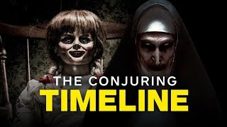Download The Conjuring Universe Timeline in Chronological Order Video