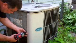 Download Cleaning Your Air Conditioning Unit Video