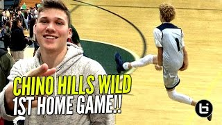 Download Chino Hills WILD OUT in First Home Game w/ JesserTheLazer & Kris London Watching!! FULL Highlights! Video