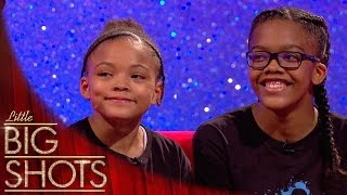 Download B-girls steal the show with hilarious interview | Little Big Shots Video