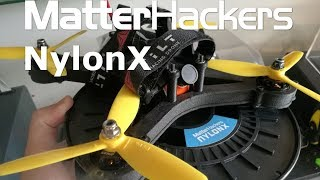 Download Matterhackers NylonX and the OpenRC FPV Mini Quad Video