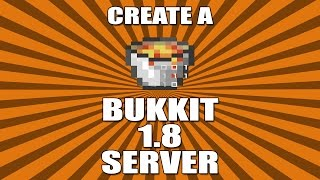 Download Download and Install Bukkit on ALL 1.8 versions - Minecraft Server Video