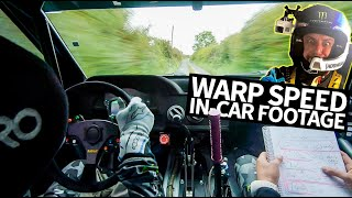 Download Ken Block's All-GoPro Cossie V2 Raw Onboard Footage: Irish Tarmac Rally Madness, Stage 13: Knockalla Video