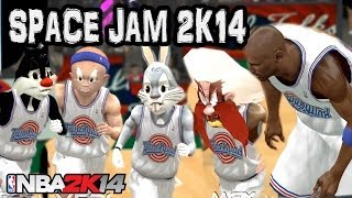 Download Space Jam 2 (2017) - The Ultimate Game - NBA 2K17 2K16 2K15 Mod HD Video
