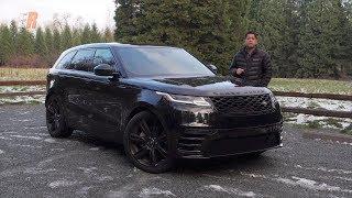 Download 2018 Range Rover Velar Review - Darth Vader on Wheels Video
