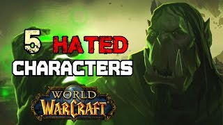 Download 5 Hated Characters In World of Warcraft Video