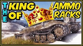 Download 👑 The King of AMMO RACKS - Object 705A - World of Tanks Gameplay Video