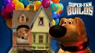 Download Disney / Pixar's UP! Dog House - SUPER-FAN BUILDS Video