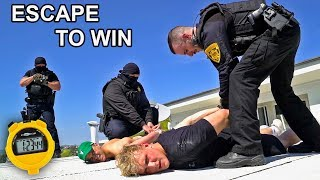 Download LAST ONE TO GET ARRESTED WINS $25,000!! (GAME) Video