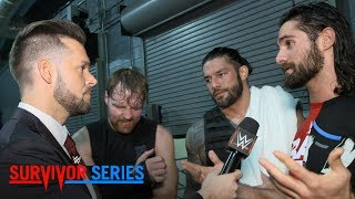 Download The Shield give props to The New Day: Exclusive, Nov. 19, 2017 Video