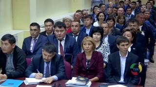 Download О привлечении туристов Турции говорил аким на встрече в Туркестане. TVK 17.11.16 Video